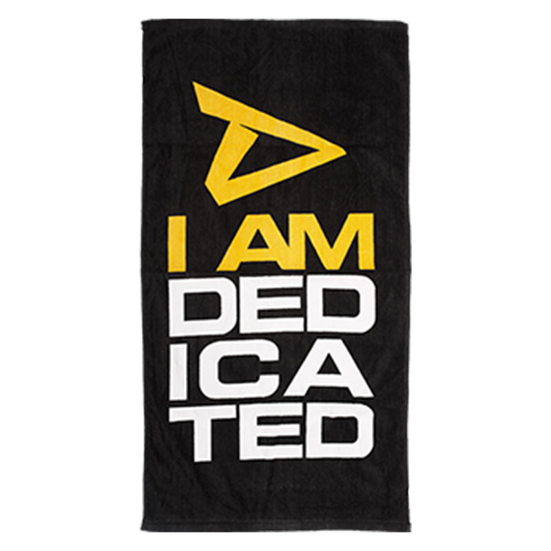 Shop DEDICATED Unisex-Adults Black Gym Towel, 1 Count online  sports-nutrition-accessories