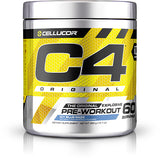 Shop Cellucor C4, Icy Blue Razz, 60 Serving online  sports-nutrition-pre-workout-powders