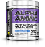 Shop Cellucor Alpha Amino, Icy Blue Razz, 30 Serving online  amino-acid-combinations