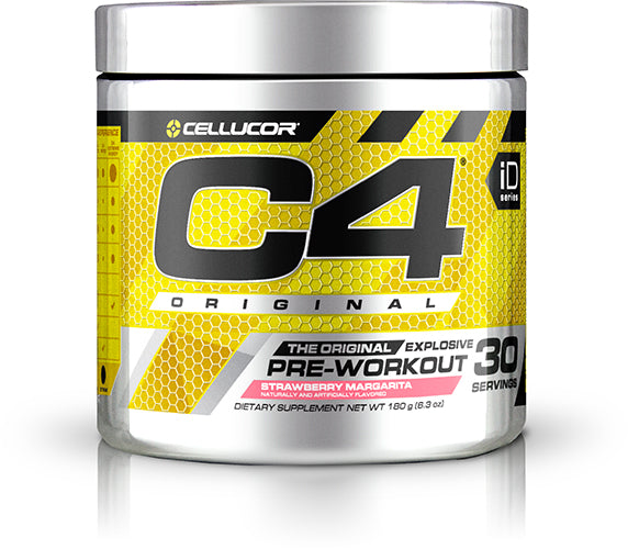 Shop Cellucor C4, Strawberry Margarita, 30 Serving online  sports-nutrition-pre-workout-powders