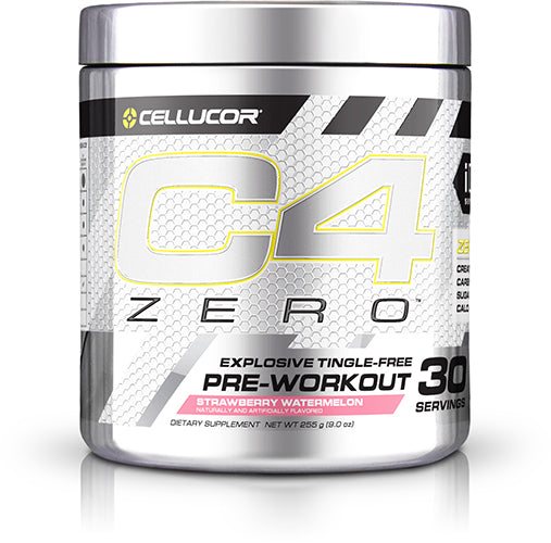 Shop Cellucor C4 Zero, Strawberry Watermelon, 30 Serving online  sports-nutrition-pre-workout-powders