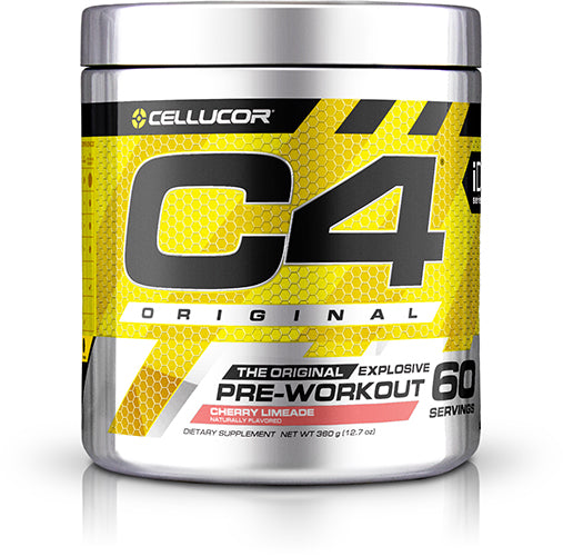 Shop Cellucor C4, Cherry Limeade, 60 Serving online  sports-nutrition-pre-workout-powders
