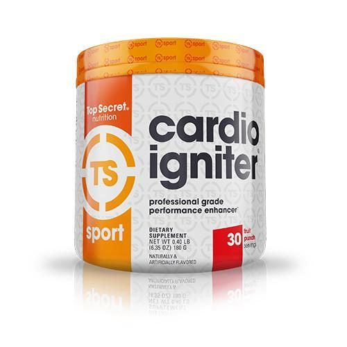Shop Top Secret Nutrition Cardio Igniter, Fruit Punch, 30 Serving online  sports-nutrition-pre-workout-supplements