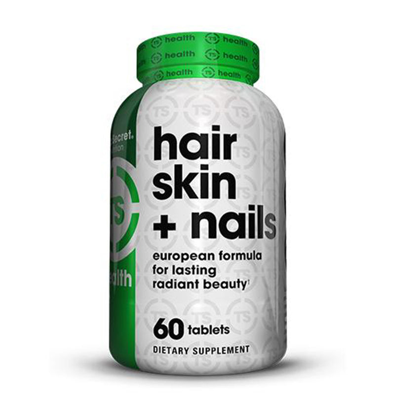 Shop Top Secret Nutrition Hair Skin & Nails, 60 Tablet online  hair-skin-and-nails-complex-vitamins