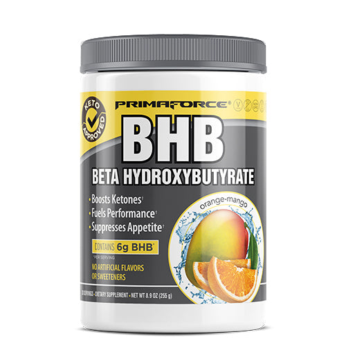 Shop Primaforce BHB, Orange-Mango, 30 Serving online  sports-nutrition-endurance-and-energy-supplements