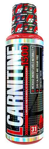 Shop Pro Supps L-Carnitine 1500, Cherry Popsicle, 16 Fluid Ounce online  carnitine-nutritional-supplements