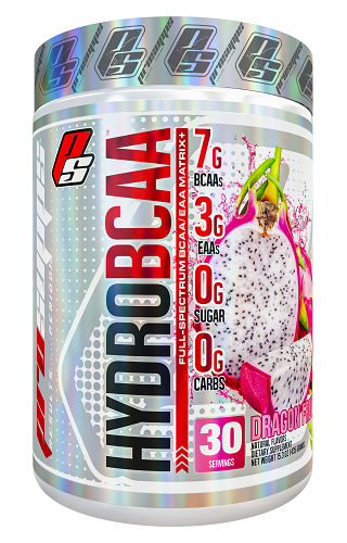 Shop Pro Supps Hydro BCAA, Dragon Fruit, 30 Serving online  branched-chain-amino-acids-nutritional-supplements