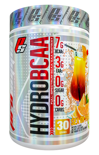 Shop Pro Supps Hydro BCAA, Sex On The Beach, 30 Serving online  branched-chain-amino-acids-nutritional-supplements
