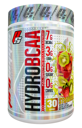 Shop Pro Supps Hydro BCAA, Strawberry Kiwi, 30 Serving online  branched-chain-amino-acids-nutritional-supplements