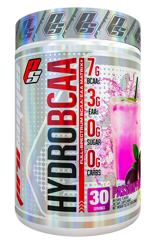 Shop Pro Supps Hydro BCAA, Passion Fruit, 30 Serving online  branched-chain-amino-acids-nutritional-supplements