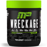 Shop MusclePharm Wreckage, Berry Lemonade, 25 Serving online  sports-nutrition-pre-workout-supplements
