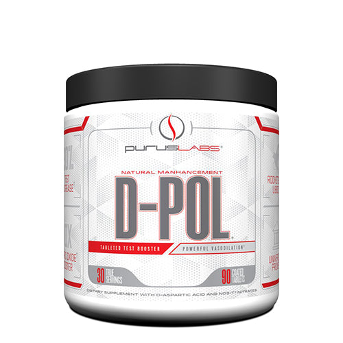 Shop Purus Labs D-POL, 90 Tablet, 30 Serving (Pack of 1) online  sports-nutrition-nitric-oxide-boosters