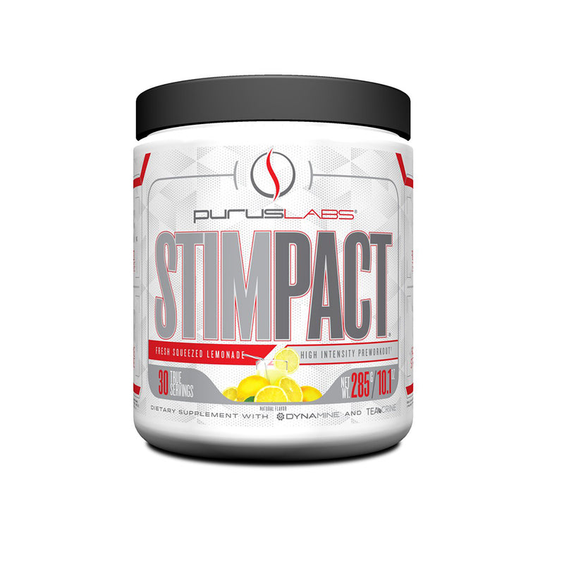 Shop Purus Labs Stimpact, Fresh Squeezed Lemonade, 30 Serving online  sports-nutrition-pre-workout-supplements