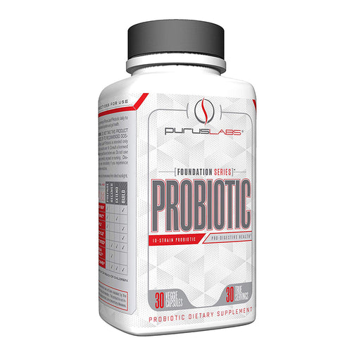 Shop Purus Labs Foundation Series Probiotic 50 Billion, 30 Veggie Capsule (30 Serving) online  probiotic-nutritional-supplements