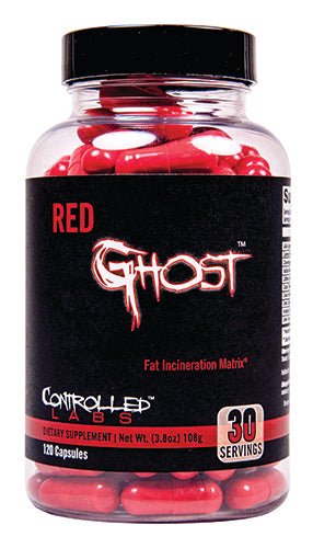Shop Controlled Labs Red Ghost, 28 Capsule online  fat-burner-weight-loss-supplements