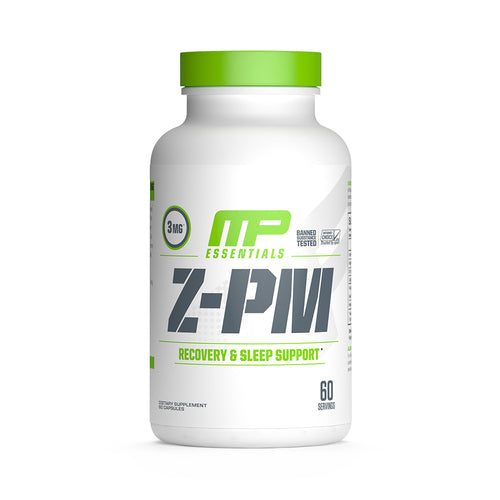 Shop MusclePharm Z-PM, 60 Serving online  dietary-fiber-nutritional-supplements