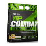 Shop MusclePharm Combat 100% Whey, Cookies 'N' Cream, 10 Pound online  sports-nutrition-whey-protein-powders