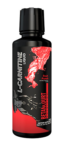 Shop Betancourt Nutrition L-Carnitine Concentrate, Fruit Punch, 16 Ounce online  carnitine-nutritional-supplements