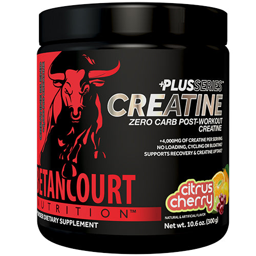 Shop Betancourt Nutrition Plus Series Creatine, Citrus Cherry, 10.6 Ounce online  creatine-nutritional-supplements
