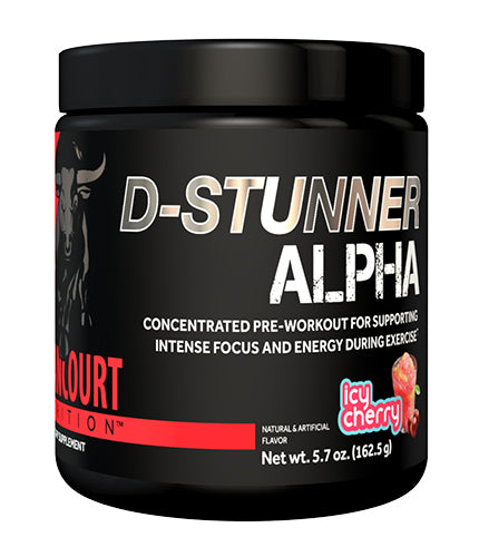 Shop Betancourt Nutrition D-Stunner Alpha, Icy Cherry, 165 Gram online  sports-nutrition-pre-workout-supplements