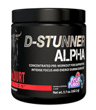 Shop Betancourt Nutrition D-Stunner Alpha, Fruit Fusion, 165 Gram online  sports-nutrition-pre-workout-powders