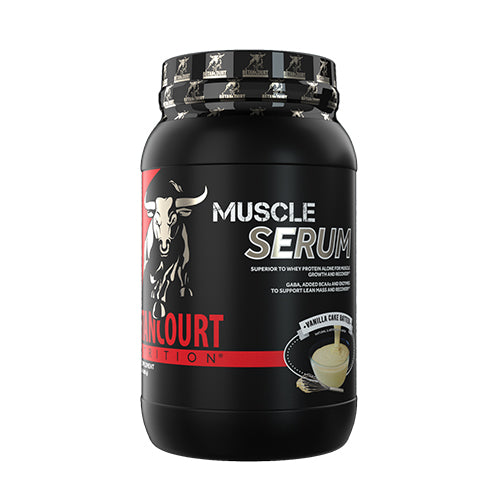 Shop Betancourt Nutrition Muscle Serum, Vanilla Cake Batter, 2.07 Pound online  sports-nutrition-whey-protein-powders