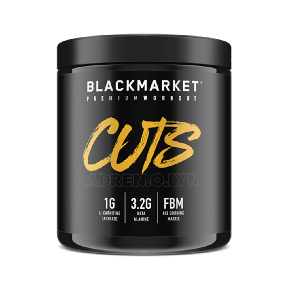 Shop BlackMarket Labs CUTS, Tiger's Blood, 30 Serving online  sports-nutrition-pre-workout-supplements