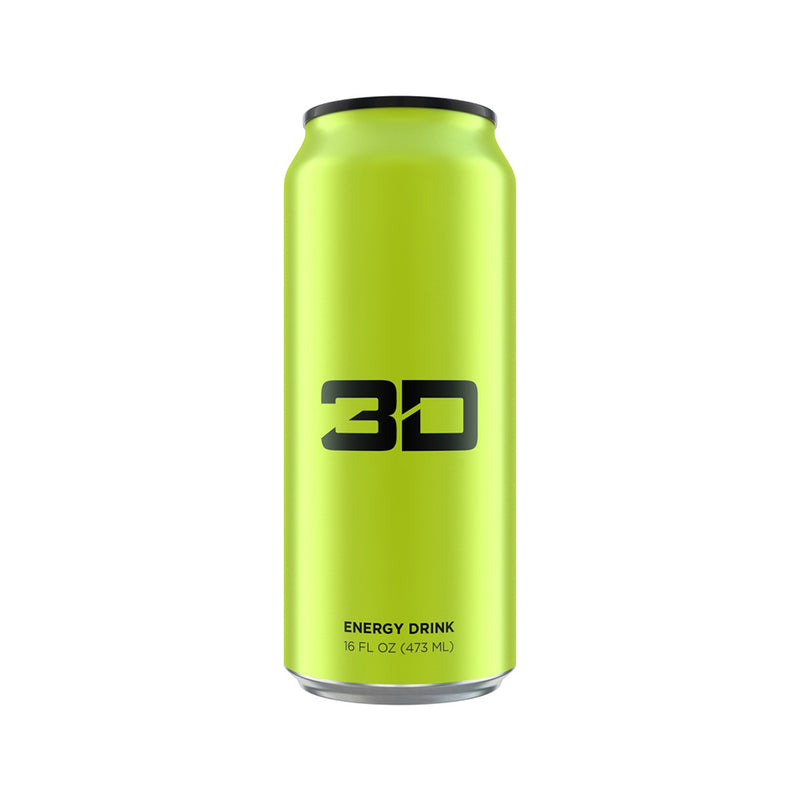 Shop 3D Energy Drinks, Green, 16 Fluid Ounce (1 Pack) online  energy-drinks