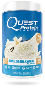 Shop Quest Nutrition Quest Protein Powder, Vanilla Milkshake, 2 Pound online  sports-nutrition-whey-protein-powders