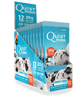 Shop Quest Nutrition Quest Protein Powder, Cookies & Cream, 12 Packet online  sports-nutrition-whey-protein-powders