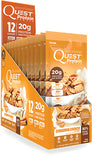 Shop Quest Nutrition Quest Protein Powder, Cinnamon Crunch, 12 Packet online  sports-nutrition-whey-protein-powders