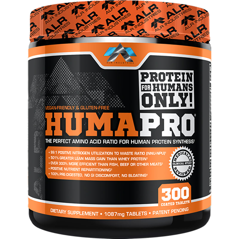 Shop ALR Industries HumaPro Tablets, 300 Tablet online  sports-nutrition-protein-powder-blends
