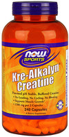 Shop NOW Foods Kre-Alkalyn Creatine, 240 Capsule online  creatine-nutritional-supplements