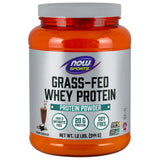 Shop NOW Foods Grass-Fed Whey Protien Concentrate, Dutch Chocolate, 1.2 Pound (RH) online  sports-nutrition-whey-protein-powders