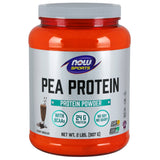 Shop NOW Foods Pea Protein, Dutch Chocolate, 2 Pound (RH) online  sports-nutrition-pea-protein-powders