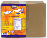 Shop NOW Foods Whey Protein, Natural Vanilla, 10 Pound online  sports-nutrition-whey-protein-powders