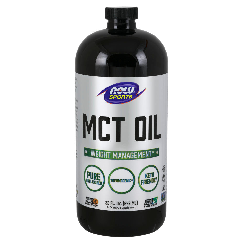 Shop NOW Foods MCT Oil, 32 Fluid Ounce (Keto Friendly) (RH) online  mct-oil-nutritional-supplements
