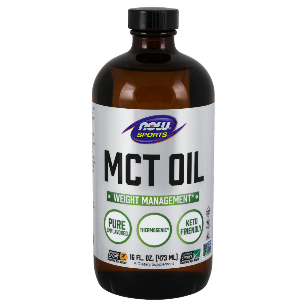 Shop NOW Foods MCT Oil, 16 Fluid Ounce (RH) online  mct-oil-nutritional-supplements