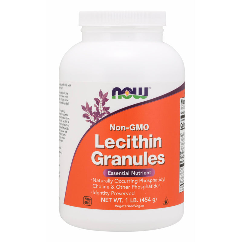 Shop NOW Foods Lecithin Granules (Non-GMO), 1 Pound (RH) online  lecithin-nutritional-supplements