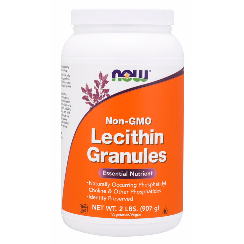 Shop NOW Foods Lecithin Granules (Non-GMO), 2 Pound (RH) online  lecithin-nutritional-supplements