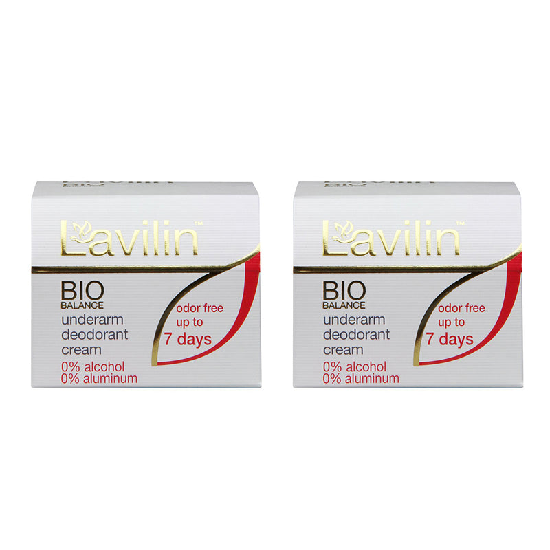 Shop Lavilin Underarm Deodorant Cream, 12.5 g (2 Pack) (MB) online  deodorants-and-antiperspirants