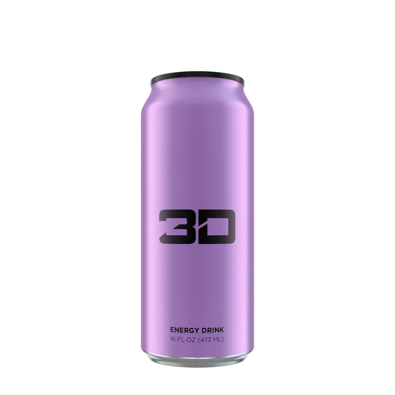 Shop 3D Energy Drinks, Purple, 16 Fluid Ounce (1 Pack) online  energy-drinks