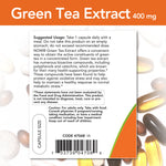 Green Tea Extract 400 mg