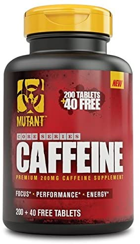 Shop Mutant Caffeine, 240 Tablets online  sports-nutrition-endurance-and-energy-supplements