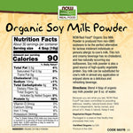 Soy Milk Powder, Organic