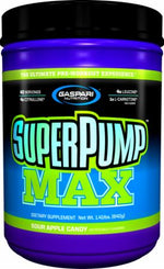 Shop Gaspari Nutrition SuperPump MAX, Sour Apple Candy, 40 Serving online  sports-nutrition-pre-workout-powders
