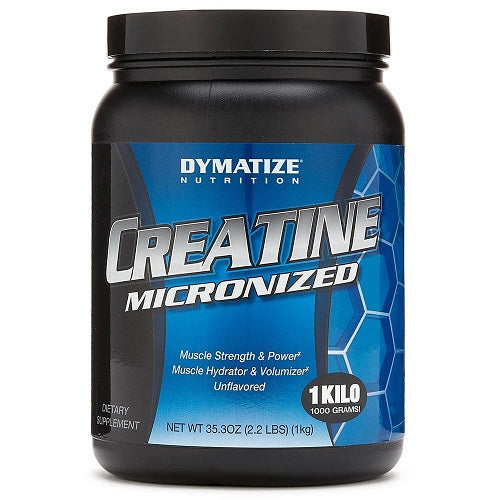 Shop Dymatize Micronized Creatine, Unflavored, 1000 Gram online  creatine-nutritional-supplements