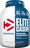 Shop Dymatize Elite Casein, Rich Chocolate, 4 Pound online  sports-nutrition-casein-protein-powders