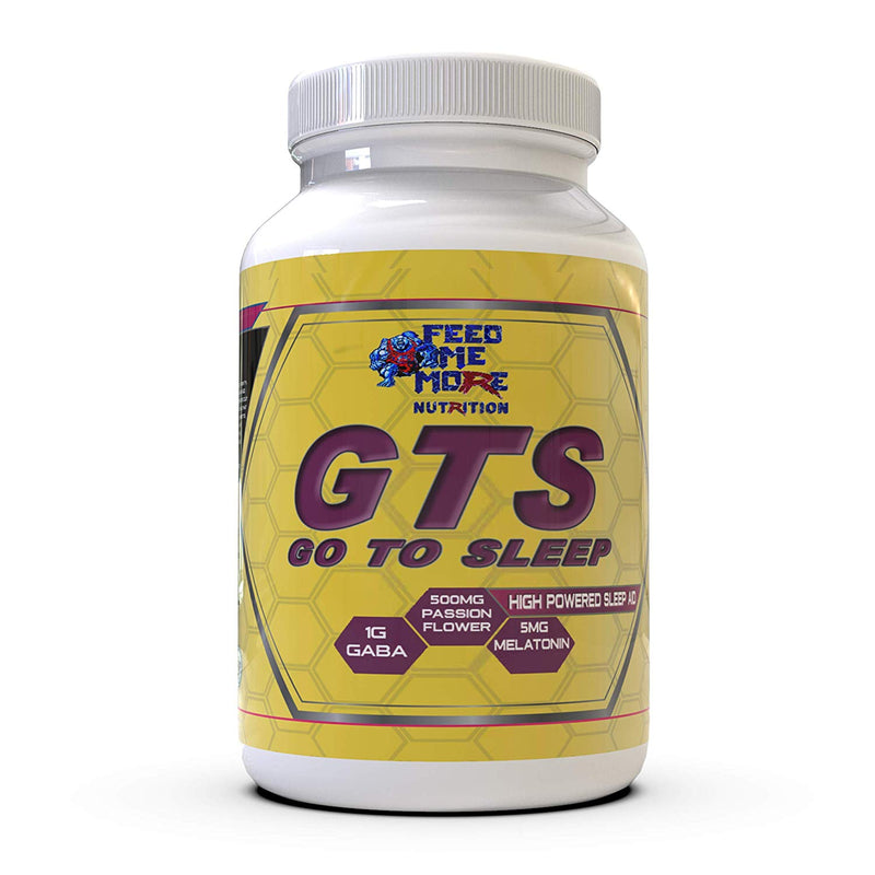 Shop Feed Me More GTS Go To Sleep, 30 Serving online  nutritional-supplements