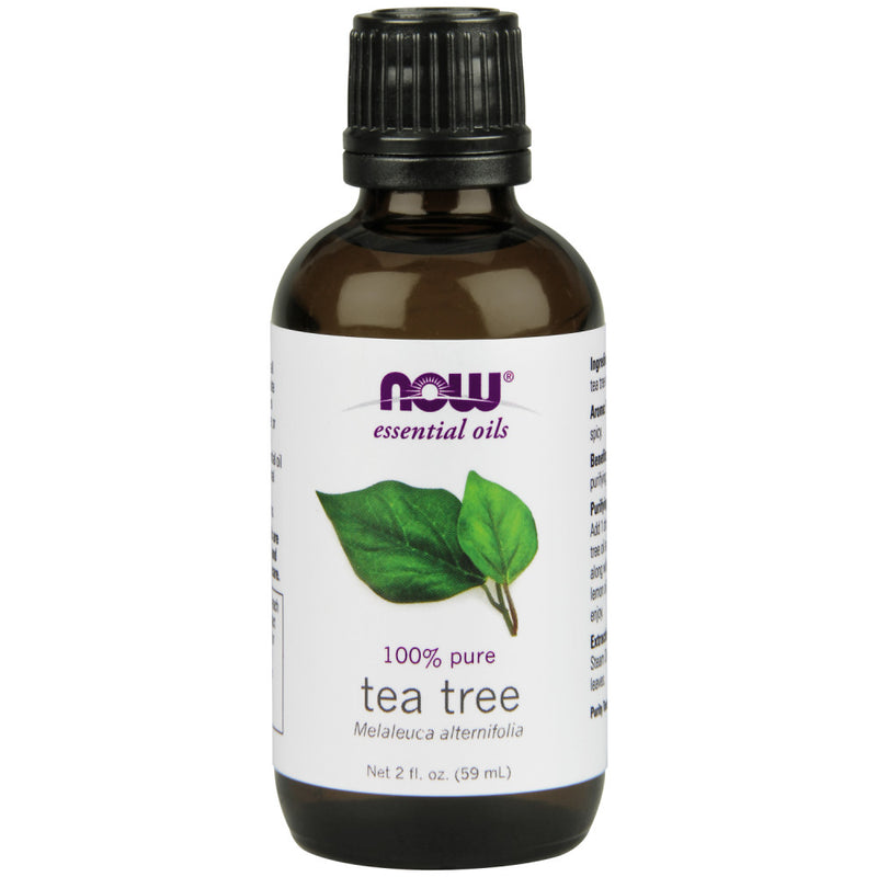 Shop NOW Foods Tea Tree Oil, 2 Fluid Ounce (MB) online  scented-oils